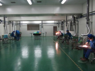 Thermal-processing Dust-free Purification Plant